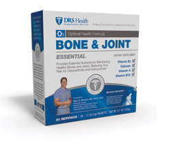 O3 Bone & Joint Essential Osteoporosis and Osteoarthritis Formula