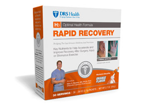 H3 Optimal Health Formula RAPID RECOVERY