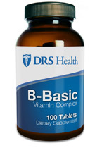 B-Basic Vitamin Complex (100 Tablets)