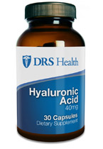 Hyaluronic Acid 40mg (30 Capsules)