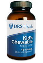 Kid's Chewable Multivitamin (45 Tablets)