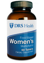 Food Based Women's Multivitamin (60 Tablets)
