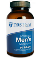 Food Based Men's Multivitamin (60 Tablets)